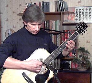 Подбор аккордов Александра Кобизского